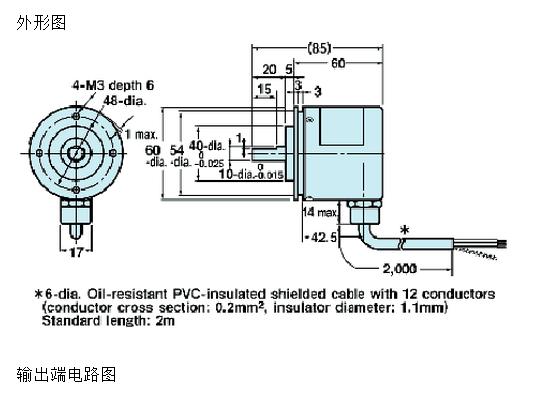 欧姆龙(OMRON)编码器作用 利用电磁感应原理将两个平面型绕组之间的相对位移转换成电信号的测量元件,用于长度测量工具。感应同步器(俗称编码器、光栅尺)分为直线式和旋转式两类。前者由定尺和滑尺组成,用于直线位移测量;后者由定子和转子组成,用于角位移测量。1957年美国的R.